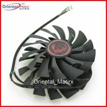2pcs/lot POWER LOGIC PLD10010S12HH 12V 0.40A 4Pin 94mm For MSI R9 380X 390X GAMING GTX960 GTX950 Cooler Cooling Fan цена