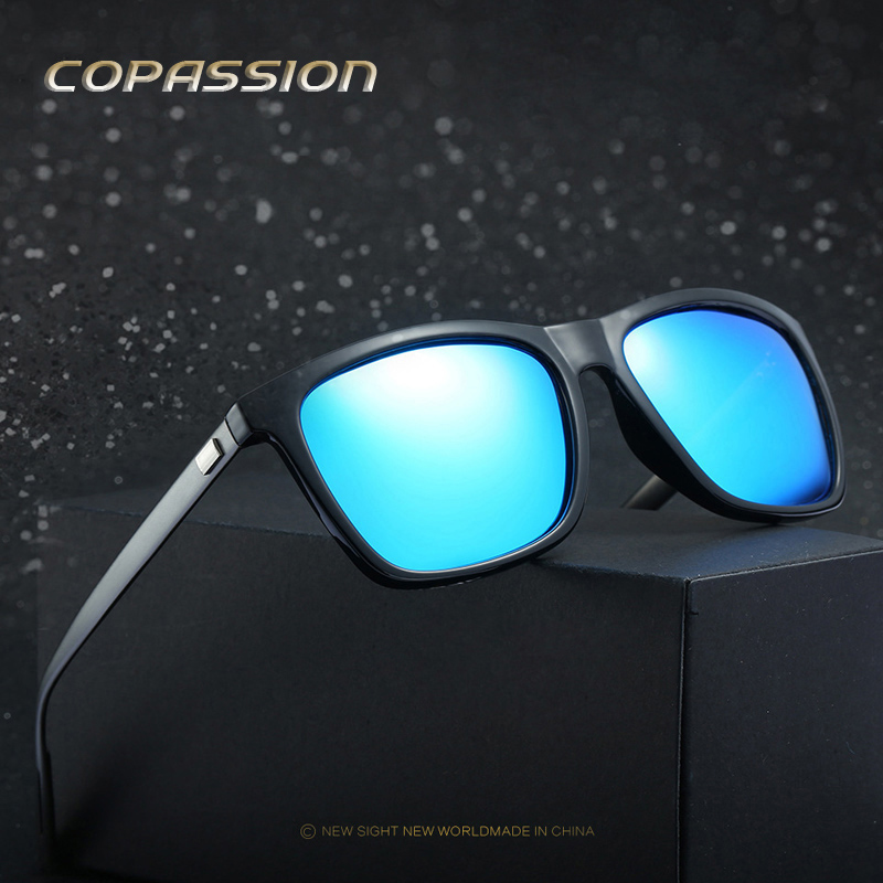 2017 Polarized Sunglasses men women Brand Designer Aluminum TR90 Male driving Sun glasses uv400 Eyewear oculos de sol masculino