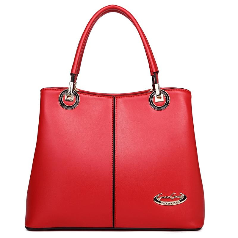 ФОТО Women fashion handbags ladies messenger shoulder bags luxury handbags women bags designer totes luxe cuir 2016