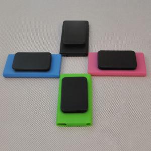 Image 4 - 30 pçs híbrido tpu silicone caso para apple ipod nano 7 casos de proteção 7th geração nano7 7g capa coques fundas com clipe de cinto
