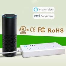 Быстрая зарядка usb us smart socket amazon alexa google sound