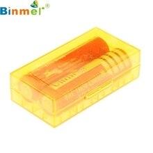 Binmer E5 battery case 18650 box CR123A 16340 Battery Case Holder Box