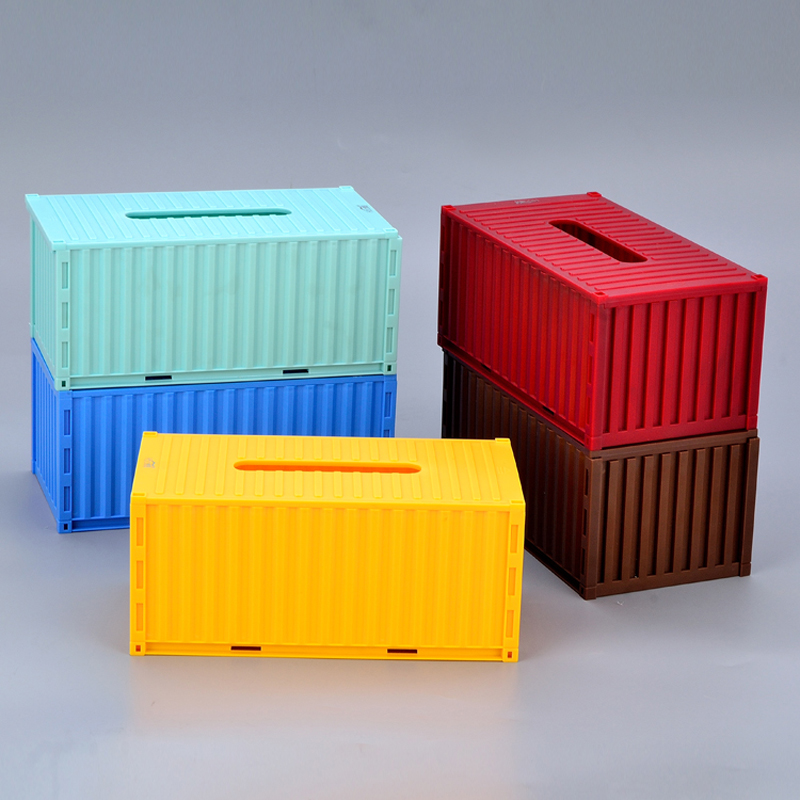 2016 Hot Container Household Table Adornment Plastic Tissue Boxes For  Kitchen/Bedroom Creative Adjustable Level