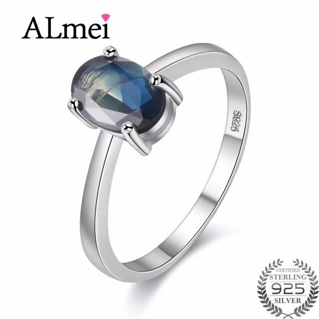 blue sapphire ring design