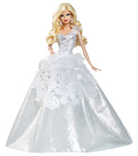 Limited Collection Barbie Doll Barbie Collector 2013 Holiday Doll X8271