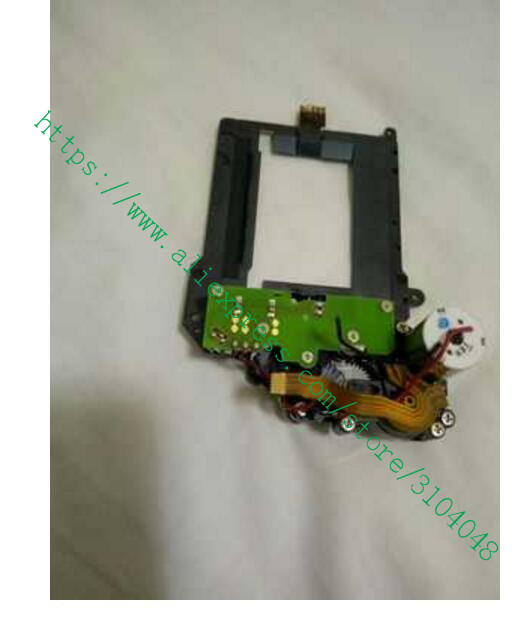 Original Shutter Unit With Motor For SLR FOR Nikon D600 D610 Without Shutter Blade Camera Repair Parts