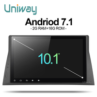 Uniway AYG1071 2G 16G Android 7 1 Car Dvd For Honda Accord 8 2008 2012 Car