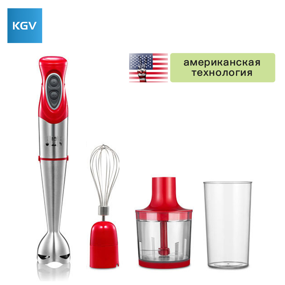 KGV blender portable mixer electric dough fruits vegetables eggs food processor stainless steel Juicer meat grinder Fully home commercial blender mixer juicer power food processor smoothie bar fruit electric blender ice crusher
