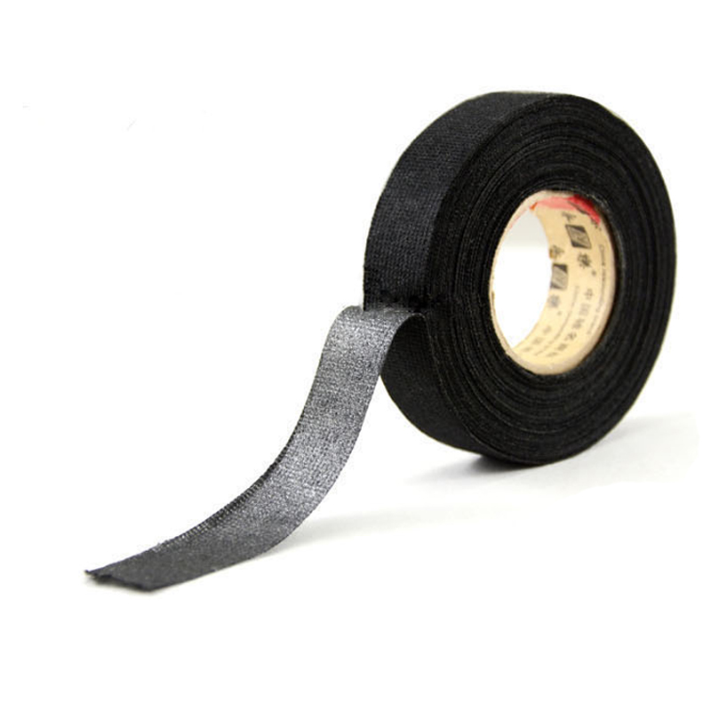 high temperature resistant automotive wire harness polyester non rh aliexpress com car wiring harness tape cloth automotive wire harness tape