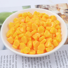 Happy Monkey 15g/Pack Slime DIY Accessories Toys Pretend Corn Fluffy Clear Slime Supplies Sprinkles Gift Toy For Kids Grownups