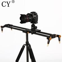 """Pro 120 cm/47 """"Parça Video Sabitleyici Raylı parça Slider Stüdyo Kamera Raylı Sistem Kaymak Fotoğraf Stüdyosu Aksesuarlar DSLR Kamera için"""