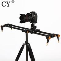 Pro 120cm/47 Track Video Stabilizer Rail Track Slider Studio Camera Rail System Slider Photo Studio Accessories for DSLR Camera