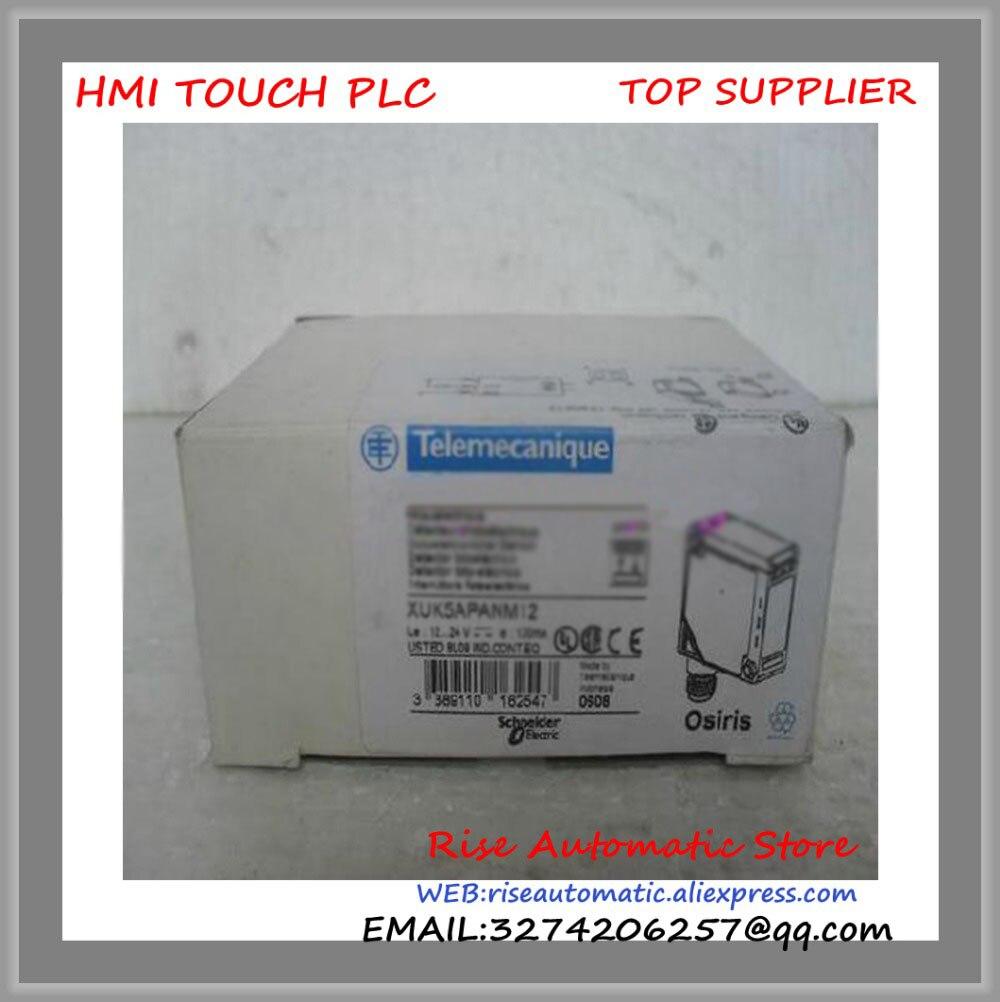 Telemecanique Brand New Original Photoelectric Switch XUK5APANM12 high-quality dhl ems brand new for sch neider telemecanique new xck j10511h29c limit switch plc free ship