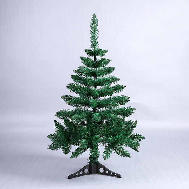 90cm Mini Artificial Green Pointy Christmas Tree Small ...
