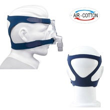 CPAP Machine Nasal Mask With Headgear For Sleep Apnea Anti Snoring Treatment Solution Oxygenerator Connect Hose And Face недорго, оригинальная цена