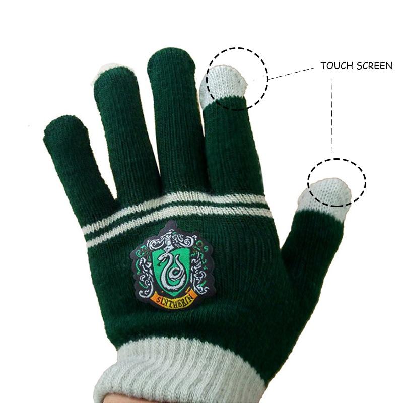 Magic Harri Potter Socks Gloves School Gryffindor Gift For Women Men Girl Boy Fantastic Beasts Toys in Magic Tricks from Toys Hobbies