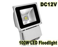 DC 12V 100W LED Flood light,LED Floodlight Outdoor landscape led wash flood lamp