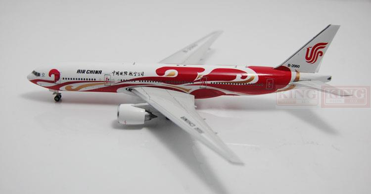 Phoenix 10978 China International Aviation B-2060 B777-200 red phoenix 1:400 commercial jetliners plane model hobby phoenix 11037 b777 300er f oreu 1 400 aviation ostrava commercial jetliners plane model hobby