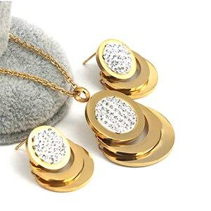 Rome Figures Jewelry Set...