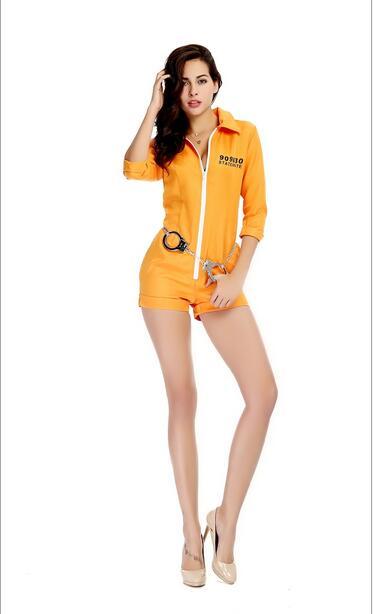 Popular Womens Prisoner Costume-Buy Cheap Womens Prisoner Costume ...