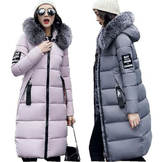 Aliexpress.com : Buy Winter jacket women 2017 new fashion longfur ...