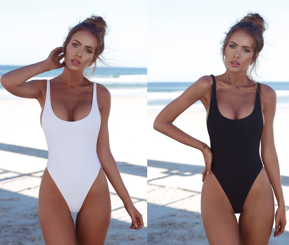 Sexy one piece <font><b>swimsuit</b></font> Mulheres <font><b>2018</b></font> Swimwear Halter One Piece <font><b>Swimsuit</b></font> Biquini praia de Banho <font><b>Swimsuit</b></font> <font><b>XL</b></font> entrega gratuita image