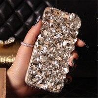 For Xiaomi 4s 5 5s Plus Max Redmi Note2 3 4 Luxury Fashion Glitter Diamond Crystal