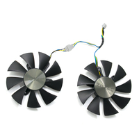 85mm 4Pin GFY09010E12SPA 42mm 0.5A Cooler Fan Replacement For ZOTAC GTX 1070 Mini GTX1070 Mini Graphics Card Cooling Fans