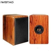 IWISTAO 3 Zoll Vollständige Palette Lautsprecher Leere Schrank Passive Lautsprecher Gehäuse Holz 15mm Hohe Dichte MDF Board Volumen 5.2L DIY