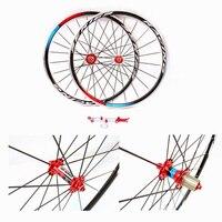 Camino de la bicicleta v de freno GUB aleación wheelset del remachador de 700C rueda de carretera wheelset 11 velocidad Compatible