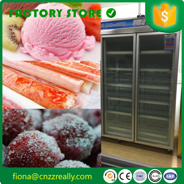 18 Degrees Below Zero To Zero Temperature Home Fresh Keeping Drinks Frozen Ark Display With Double