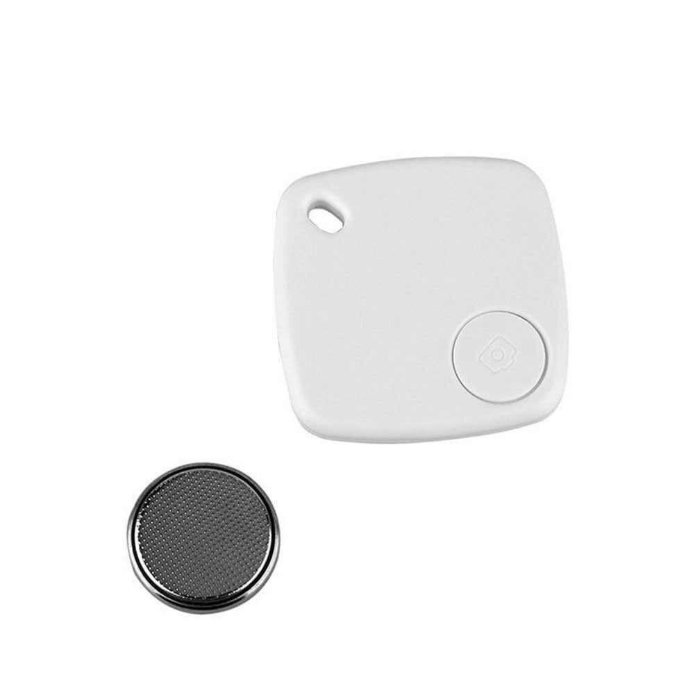 2019 新規スマートタグワイヤレス Bluetooth トラッカー子バッグ財布ペット車のキーファインダー GPS ロケータ 3 色抗失われたアラームリマインダー