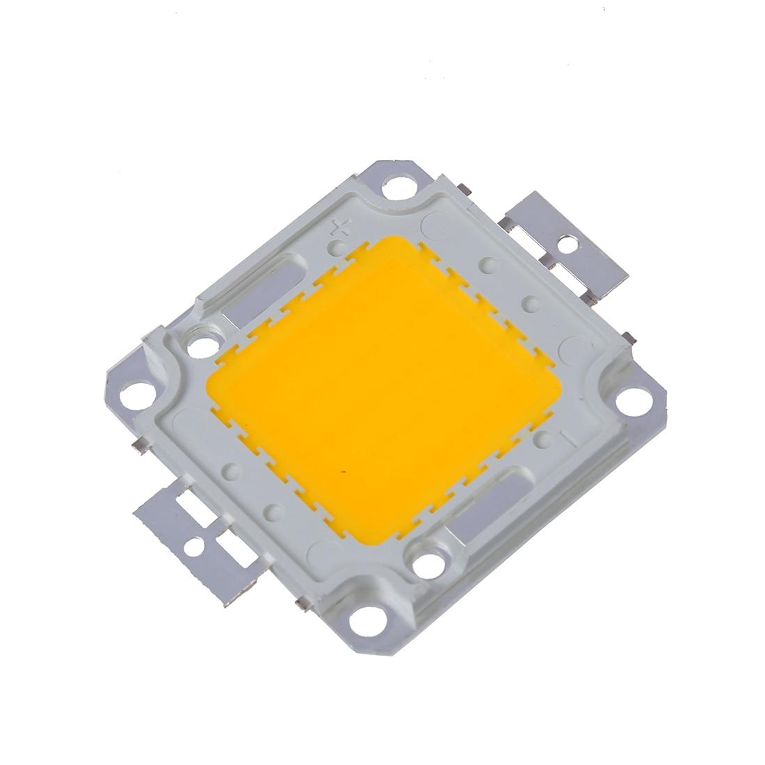 50W LED SMD Flood Light Warm White RGB Outdoor Garden Lamp Slim