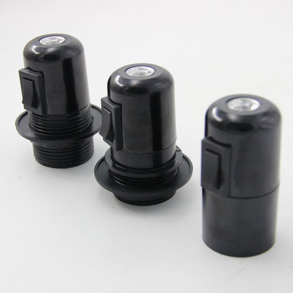 VDE CE Bakelite Lampholder E27 Edison Pendant Lamp Holder With ...
