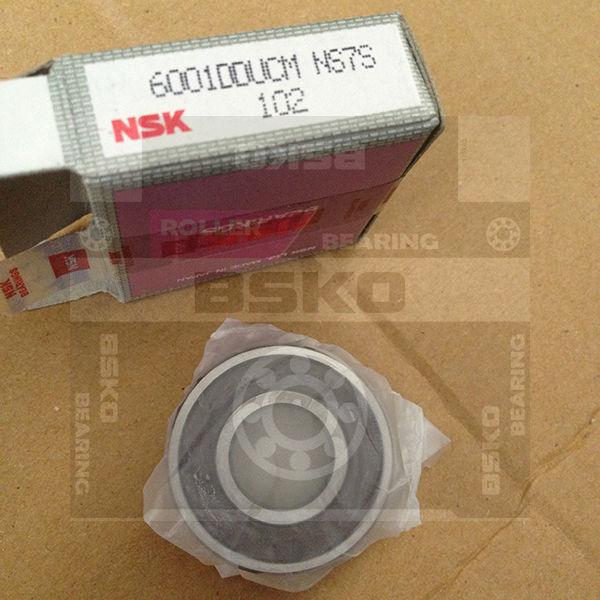 6001 DU NSK Deep Groove Ball Bearing