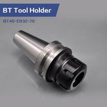4pcs BT tool holder BT40-ER32-70 AT3 standard