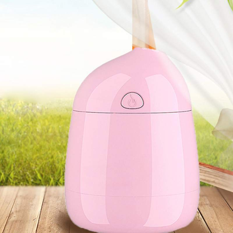 Mini USB Quiet Humidifier Anti-dry Portable Humidifier Indoor Home Gift Activating Indoor Air Moisturizing 120 Ml