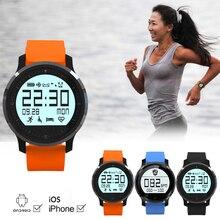 1 шт. Smart Watch Наручные Часы Smartwatch Водонепроницаемый Часы Сердечного ритма Шагомер Часы спортивные Часы Smart Monitor H1