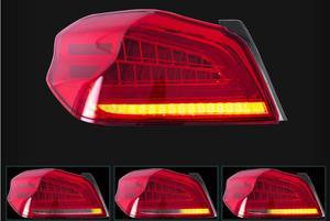 Image 5 - WRX arka lambası 2013 2014 2015 2016 LED Kuyruk olarak Dönüş Kuyruk Işık Dönüş Sinyali Modülü wrx sis lambası