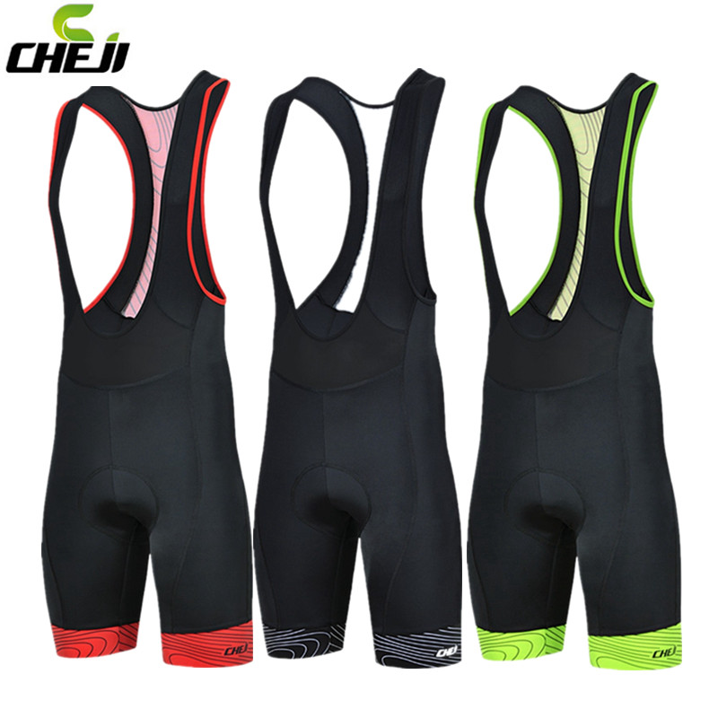 3 color New Men's Cycling Bicycle Bike Bib Shorts With 3D Padded Breathable bicycle sports shorts ciclismo bicicleta