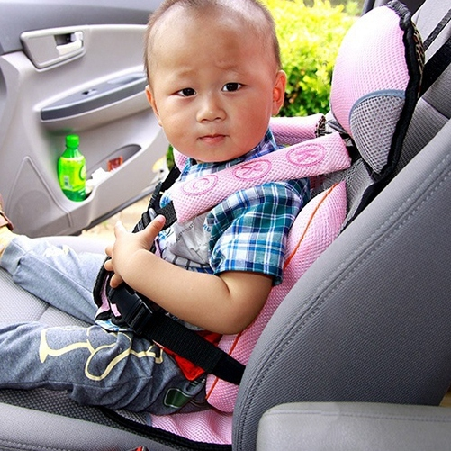 Wholesale 0-5 Years Old Kids Car Safety Seat Infant Seat Cushion Auto Adjustable Chair Carrier Car Chairs for Children Size S