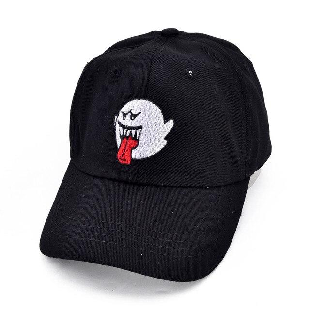 Bryson Tiller Hat American Rapper Singer Trapsoul Snapback Hip Hop Dad Hat  Distressed Boo Mario Ghost 0476bb0b5081