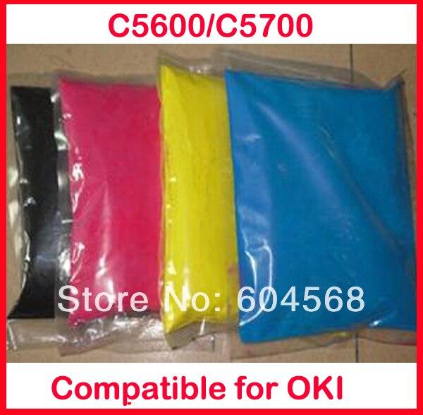 Здесь можно купить  High quality color toner powder compatible for OKI C5600/C5700 Free shipping High quality color toner powder compatible for OKI C5600/C5700 Free shipping Компьютер & сеть