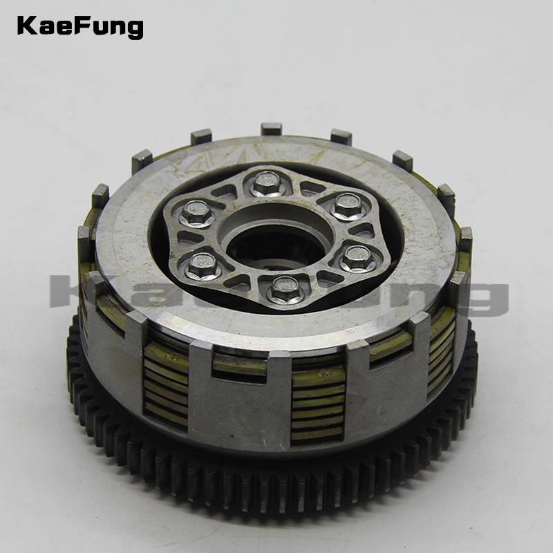 Yinxiang YX 150 160 cc Engine Clutch Assembly Oil cooled Engine Parts For Chinese Kayo Apollo Bse Xmotos Dirt bike Pit Bike