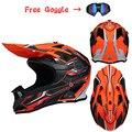 DOT утвержден moto rcycle шлем бездорожье шлем полное лицо kask горные велосипеды <font><b>DH</b></font> capacete moto cross cascos para moto