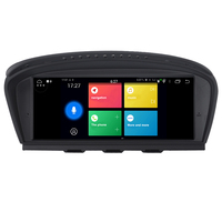 Vehicle GPS Navigation for BMW 5 Series E60 2005 to 2010 CCC system PX6 6 core Android 8.1 8.8 Screen Car multimedia player