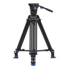 Neue Film Stativ Video Kamera Stabilisator benro bv4 Professionelle Unterstützung Für Fernsehen Camcorder Aluminium Hohe Qualität
