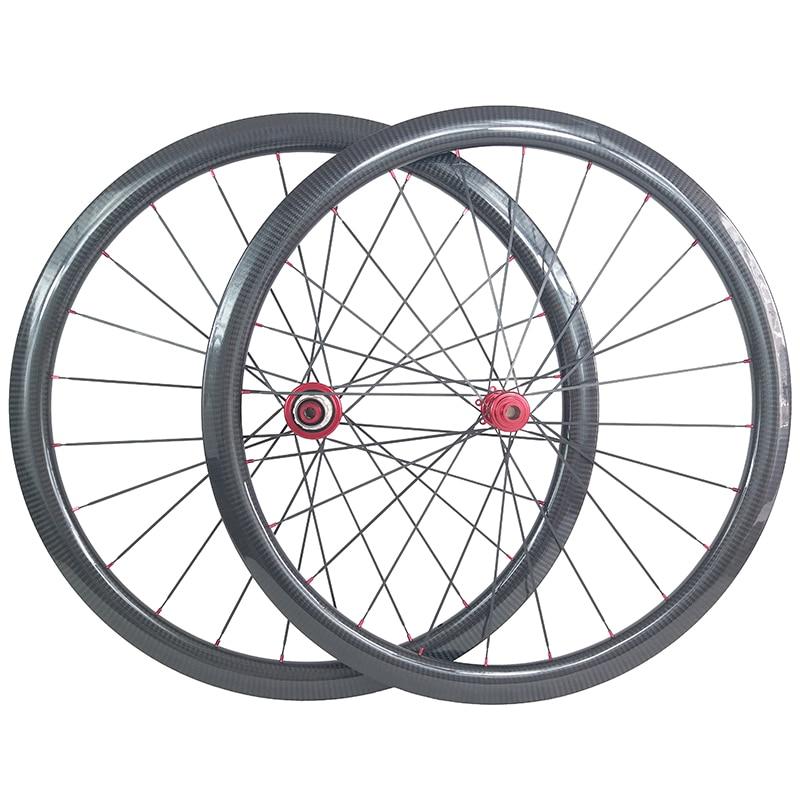 U Shape Clincher Straight Pull Disc Brake Hub Cyclocross Wheelset Carbon Wheels