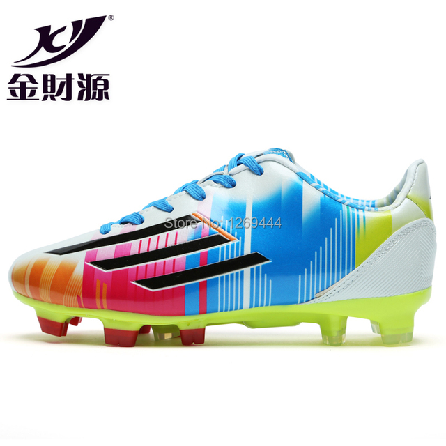 4093cafe8bc sneakers soccer shoes boots for boys and girls soccer shoes spike shoes  Messi legendary professional game sports shoes