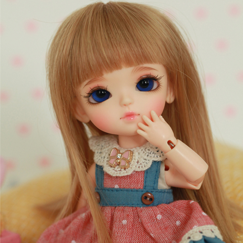 1 8 BJD doll yellow Lumi